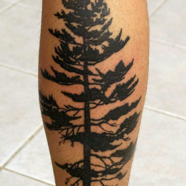 Tree by Bram@bloodlineTattoo.nl